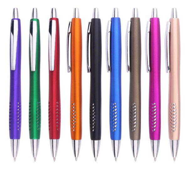 19 גרם- עט כרום ג'ל צבעוני