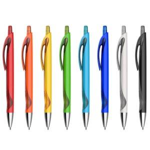 עט ג'ל ממותגת - גלים