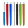 עט פלסטיק ממותג- קליפסי