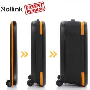 Rollnik רולניק - מזוודת טרולי הדקה ביותר