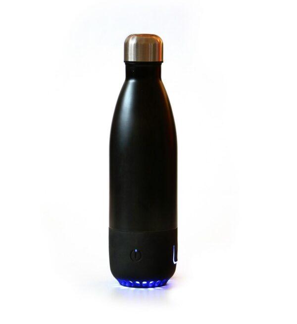 בקבוק תרמי משולב רמקול BT