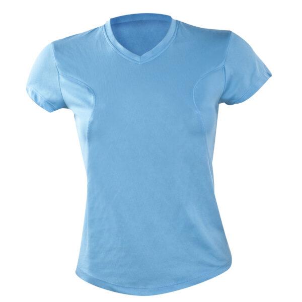 חולצת ספורט ממותגת לנשים