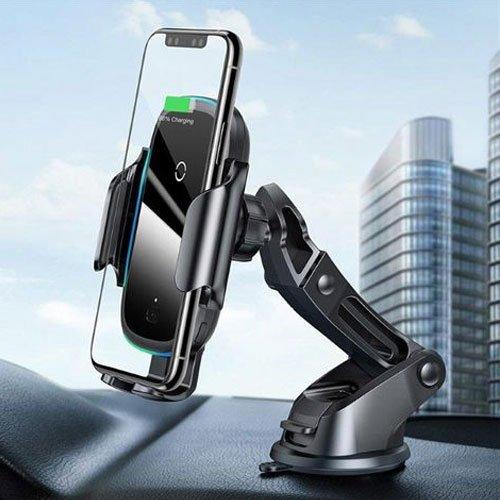 רובוקופ-מטען אלחוטי ומעמד לרכב