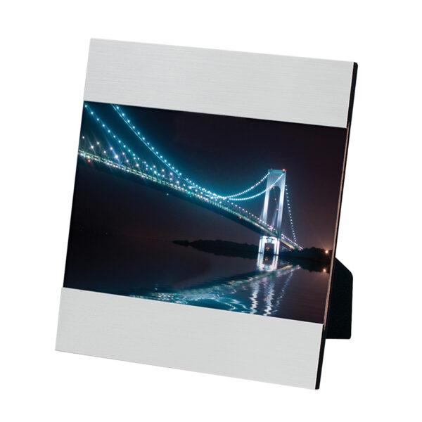 מסגרת תמונה משלובת מתכת