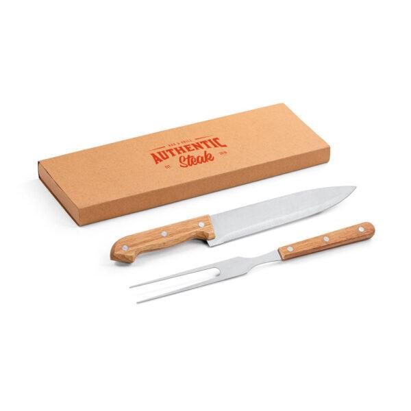 סט סכיני ברביקיו