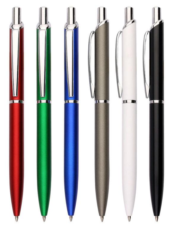 סלייד- עט מתכת ממותגת