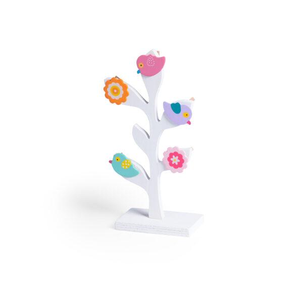 עץ תמונות והודעות