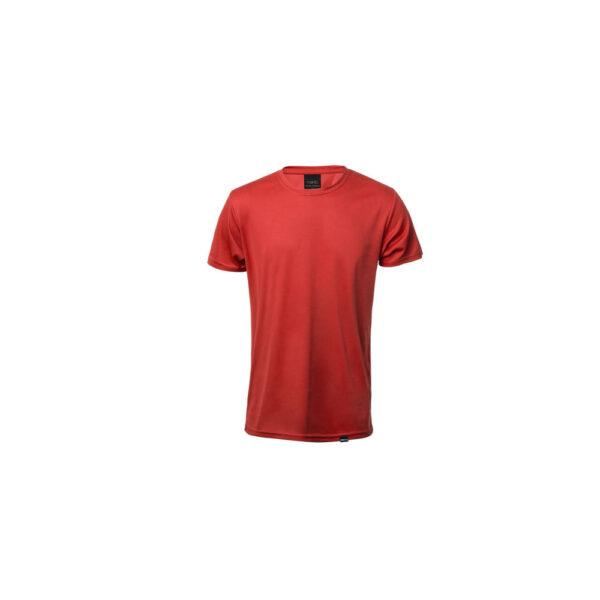 חולצה נושמת RPET מפלסטיק ממוחזר
