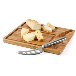 סט לחיתוך והגשת גבינות