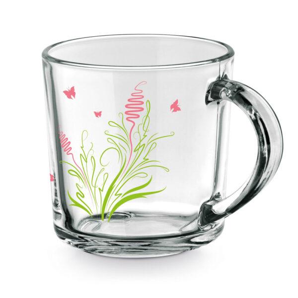 כוס עם חיוך