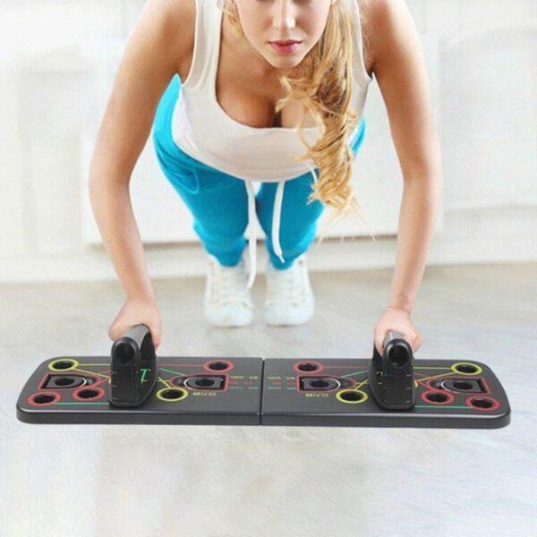 לוח אימון לתרגלי כוח ושכיבות שמיכה