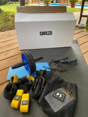 ערכת כושר sweat pack