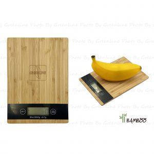 משקל מטבח מעוצב מבמבוק