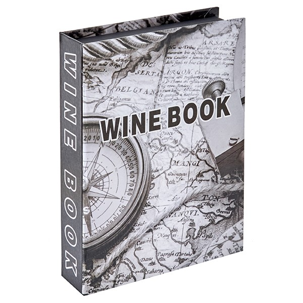 מארז יין חגיגי בספר